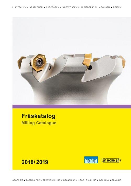 Milling Catalogue